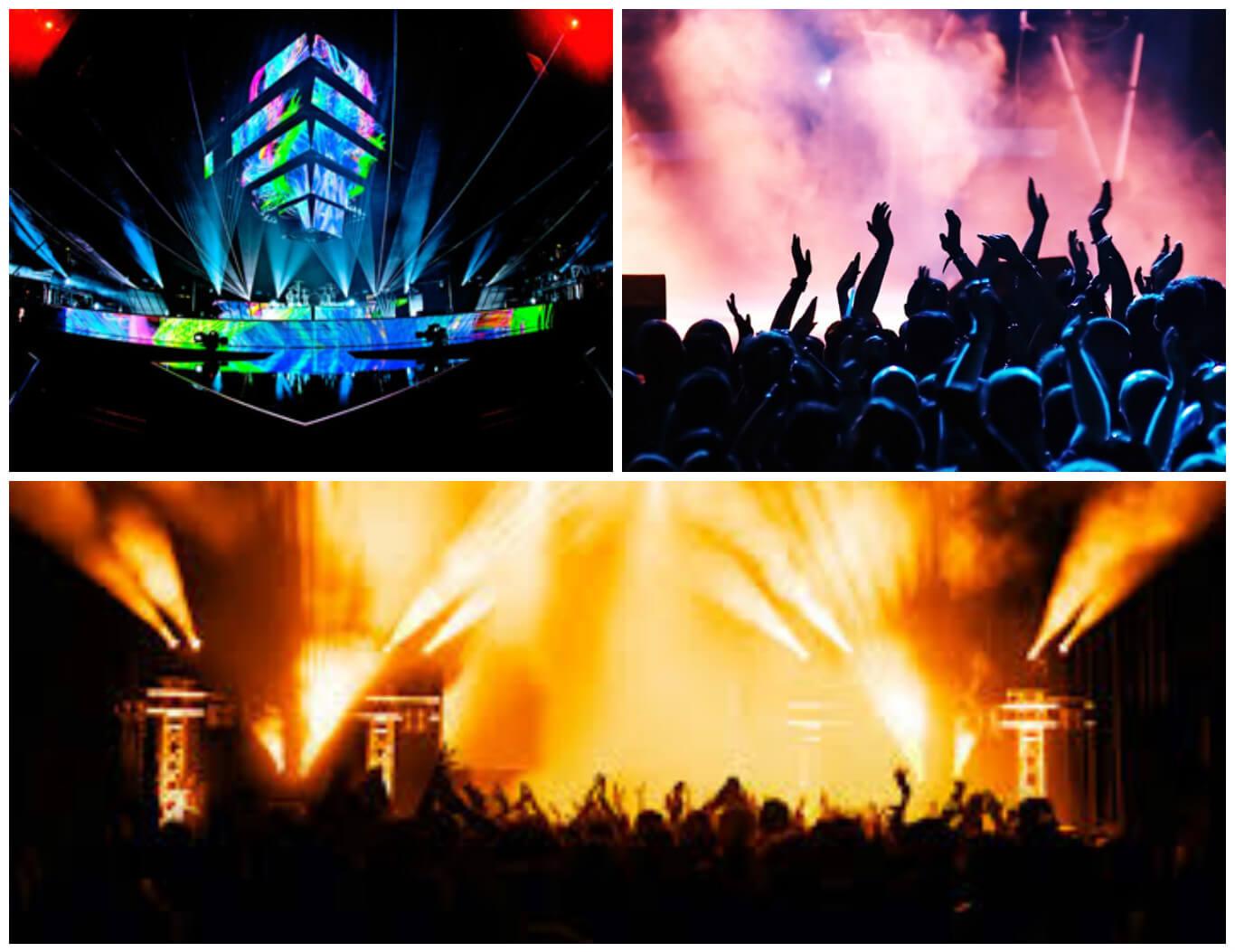 организовать концерт Харьков
