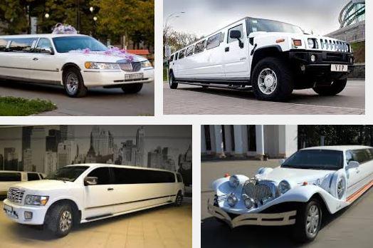 Как заказать лимузин на свадьбу?