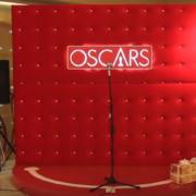 """Новогодний корпоратив в стиле """"Оскар"""""""